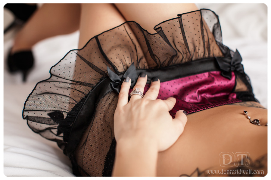 boudoir photography Donte tidwell los angeles photo