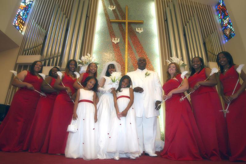 Throwback thursday donte tidwell los angeles wedding photo