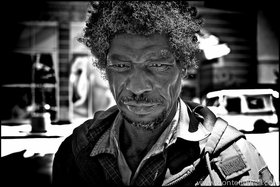 portrait for a dollar donte tidwell
