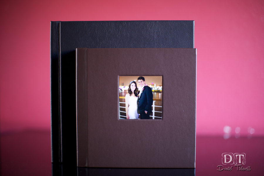 leather craftsmen albums donte tidwell wedding photo