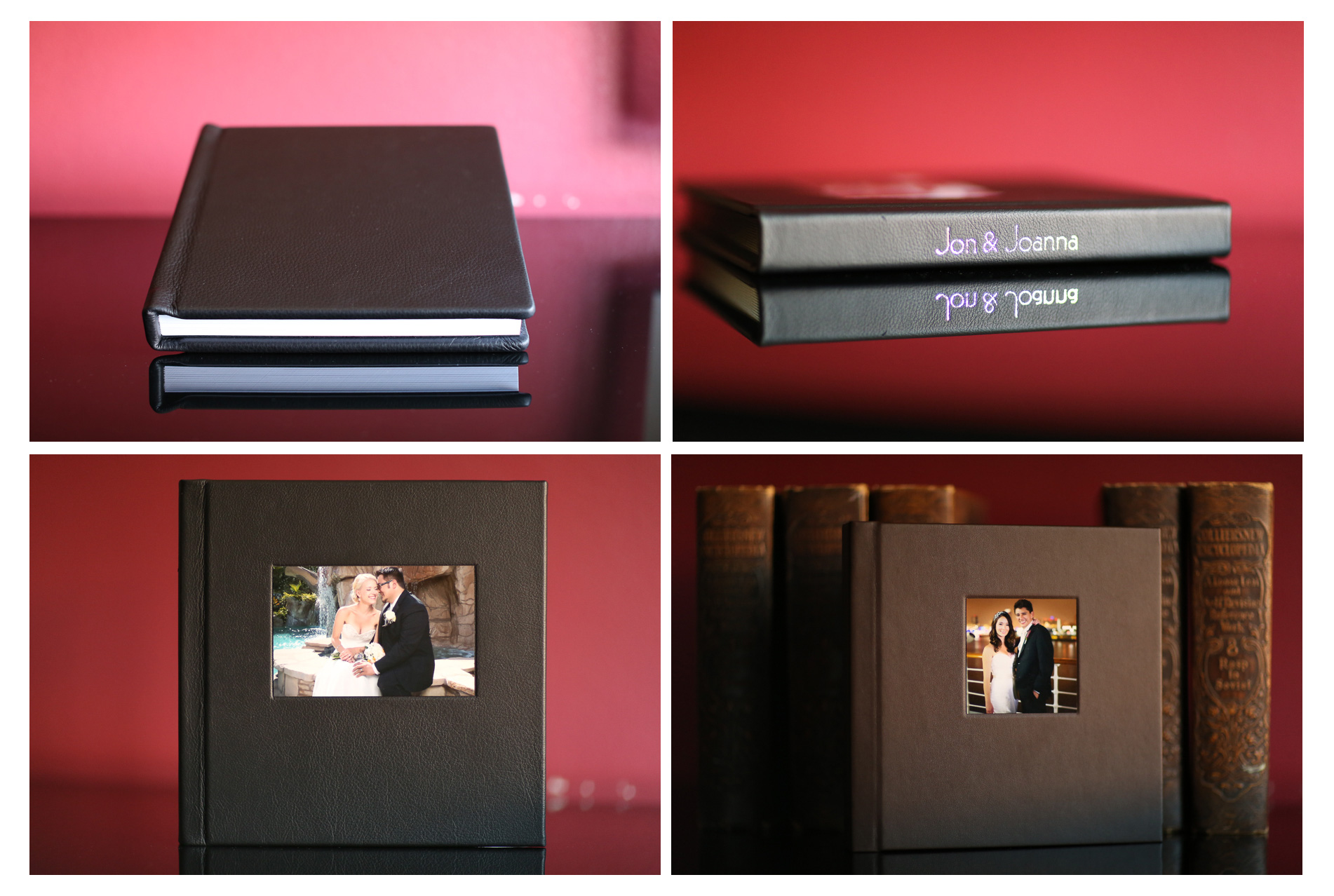 Wedding Albums Donte Tidwell Los Angeles Photography