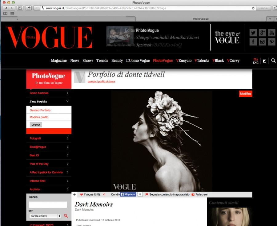 Vogue- italia