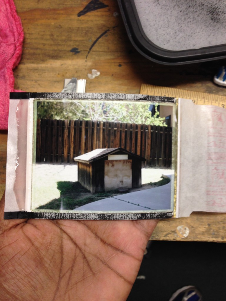 Polaroid Countdown 90 donte tidwell los angeles photography