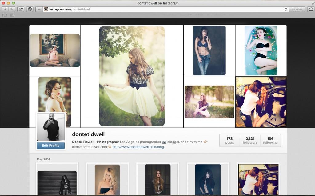 donte tidwell instagram