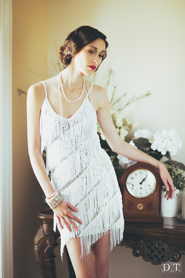 Great Gatsby Inspired Donte Tidwell Los Angeles