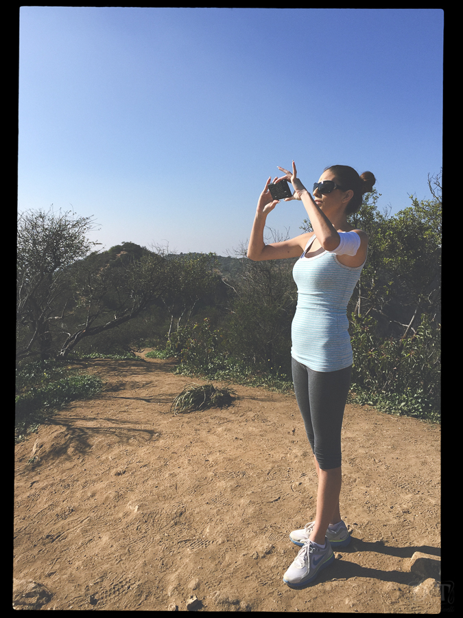 Hollywood Sign Hike 20150217 004