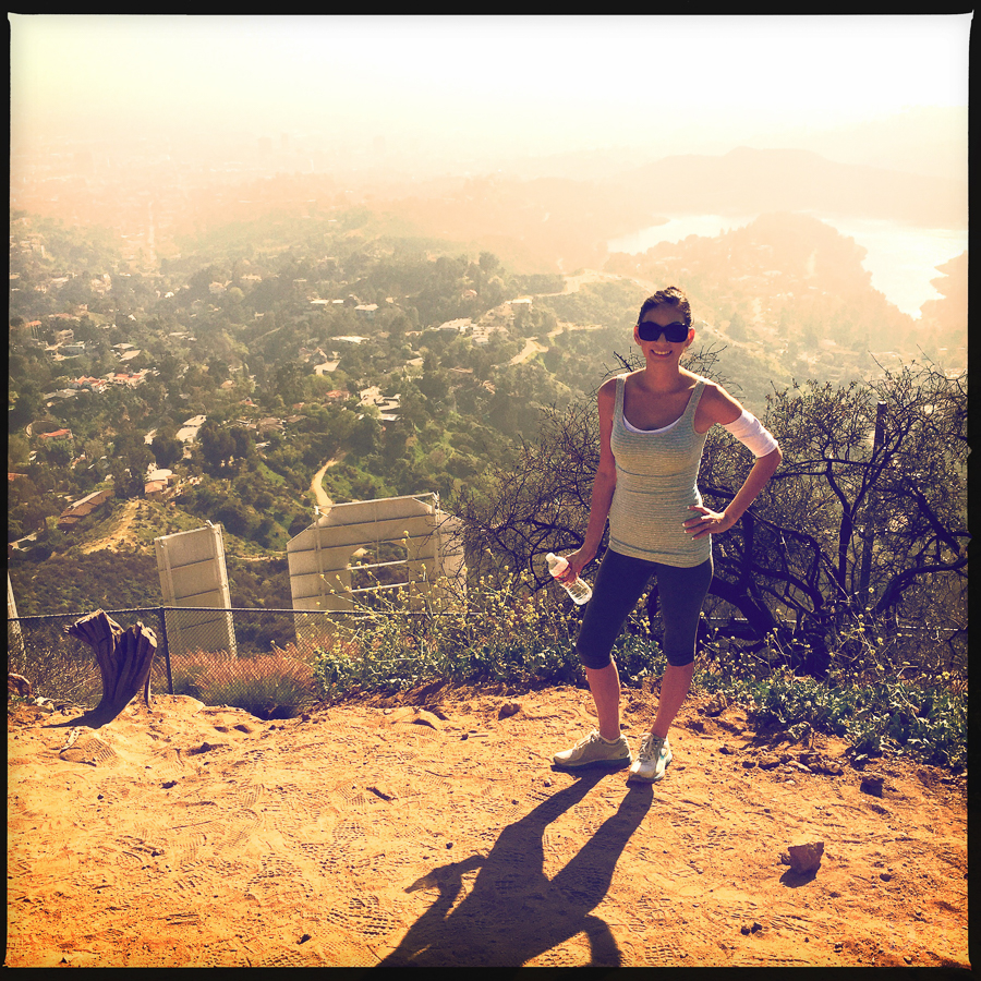 Hollywood Sign Hike 20150217 006