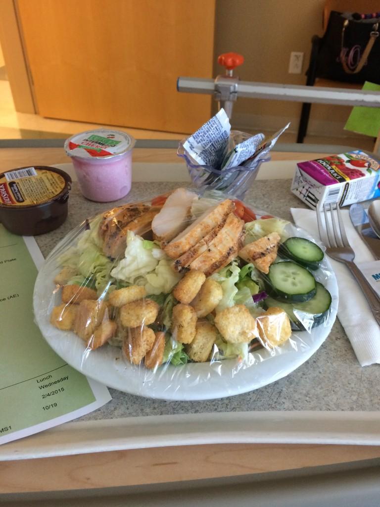 Lunch.. yummm!