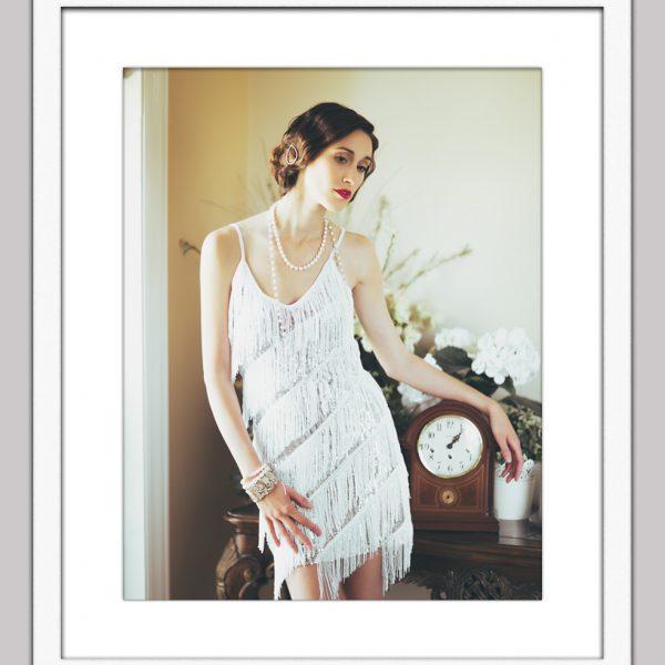 Gatsby- framed white 010