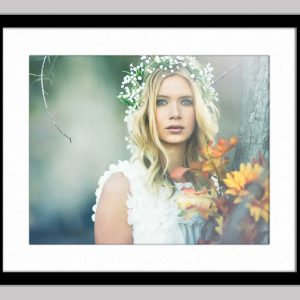 Secret-Garden-framed black-102