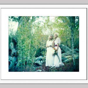 Secret-Garden-framed white-287