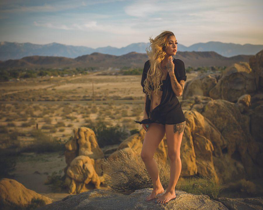 Desert-Outdoor-Boudoir-donte-tidwell-los-angeles