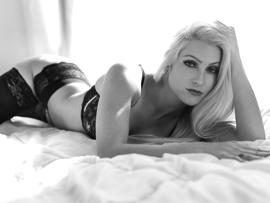 Donte Tidwell Los Angeles Boudoir Photography