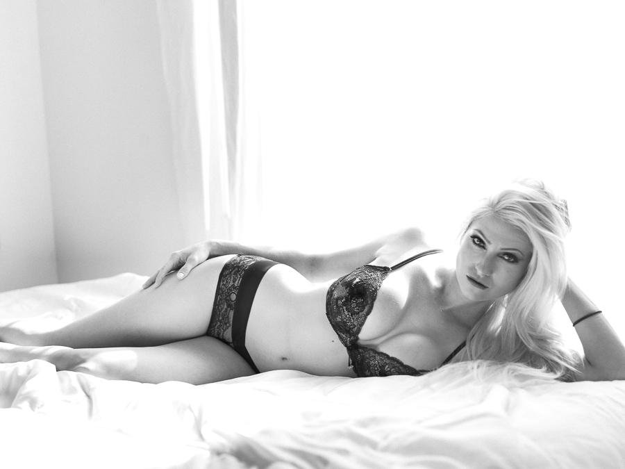 Donte Tidwell Los Angeles Boudoir Photography